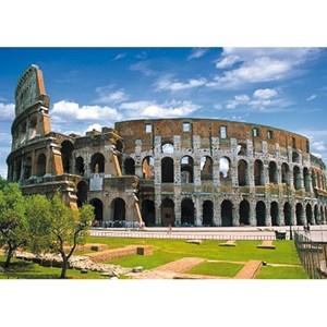 """D-Toys (69269) - """"Colosseum, Rome"""" - 500 pieces puzzle"""
