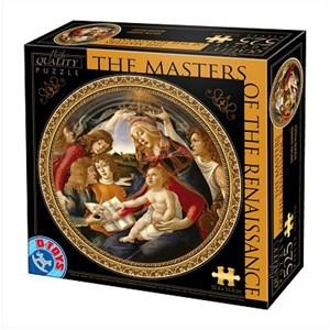 "D-Toys (69788) - Sandro Botticelli: ""Madonna del Magnifica"" - 525 pieces puzzle"