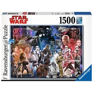 "Ravensburger (16366) - ""Star Wars 8"" - 1500 pieces puzzle"