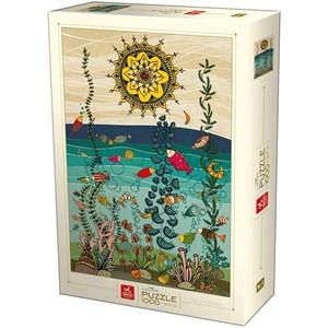 """Deico (75451) - """"Nature"""" - 1000 pieces puzzle"""