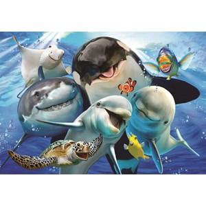 "Anatolian (3585) - ""Ocean Selfie"" - 500 pieces puzzle"