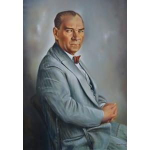 "Anatolian (3592) - ""Mustafa Kemal Atatürk"" - 500 pieces puzzle"