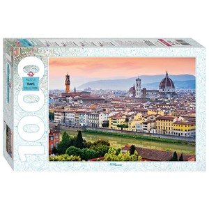 """Step Puzzle (79140) - """"Florence, Italy"""" - 1000 pieces puzzle"""