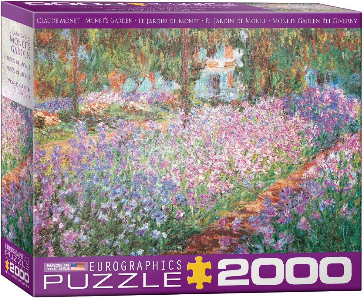EuroGraphics Haru No uta by Haruyo Morita 2000-Piece Puzzle Eurographics Toys 8220-0975