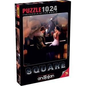 "Anatolian (1057) - Murray Henderson: ""Love Tone"" - 1024 pieces puzzle"
