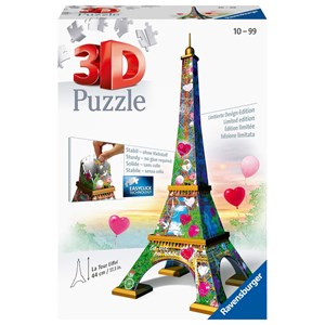 "Ravensburger (11183) - ""Eiffel Tower"" - 216 pieces puzzle"