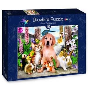 "Bluebird Puzzle (70373) - Howard Robinson: ""Good Companions"" - 150 pieces puzzle"