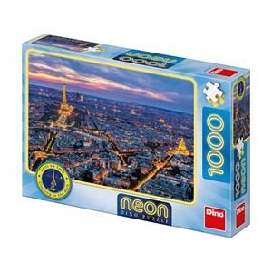 "Dino (54126) - ""Paris"" - 1000 pieces puzzle"
