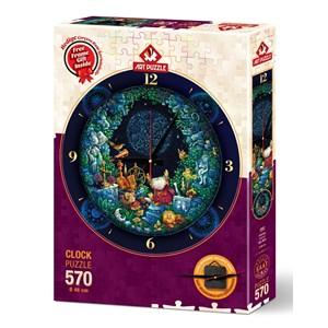 """Art Puzzle (5003) - """"Astrology"""" - 570 pieces puzzle"""