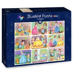 """Bluebird Puzzle (70354) - """"Cinderella"""" - 100 pieces puzzle"""