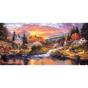 """SunsOut (26206) - Derk Hansen: """"Morning Sunlight"""" - 1000 pieces puzzle"""