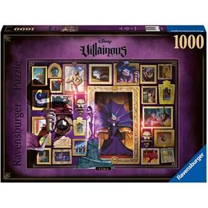 """Ravensburger (16522) - """"Yzma"""" - 1000 pieces puzzle"""