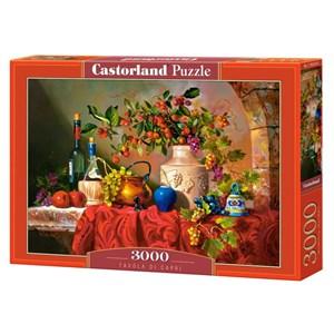 """Castorland (C-300570) - """"Tavola di Capri"""" - 3000 pieces puzzle"""