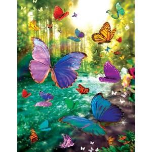 """SunsOut (48439) - Alixandra Mullins: """"Dream River"""" - 1000 pieces puzzle"""