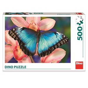 """Dino (50249) - """"Butterfly"""" - 500 pieces puzzle"""