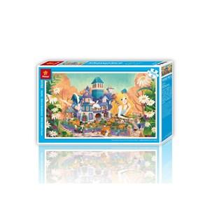 "Pintoo (h1703) - ""Alice in Wonderland"" - 1000 pieces puzzle"