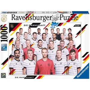 """Ravensburger (16480) - """"European Championship 2020"""" - 1000 pieces puzzle"""