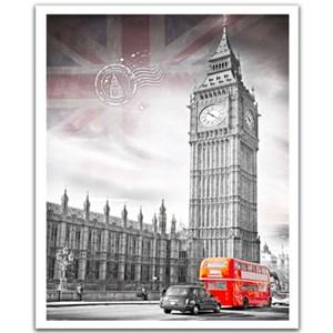 "Pintoo (h1538) - ""Big Ben, England"" - 2000 pieces puzzle"