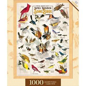 """MasterPieces (72049) - """"Songbirds"""" - 1000 pieces puzzle"""
