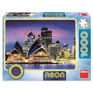 """Dino (54130) - """"Sydney Opera"""" - 1000 pieces puzzle"""