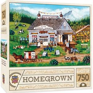 "MasterPieces (31804) - Cindy Mangutz: ""Best of the Northwest"" - 750 pieces puzzle"