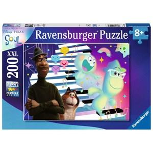 """Ravensburger (12923) - """"Soul"""" - 200 pieces puzzle"""