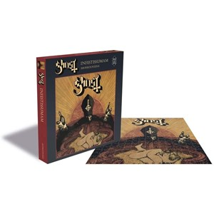 "Zee Puzzle (25156) - ""Ghost, Infestissumam"" - 500 pieces puzzle"