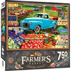 """MasterPieces (31994) - """"Locally Grown"""" - 750 pieces puzzle"""