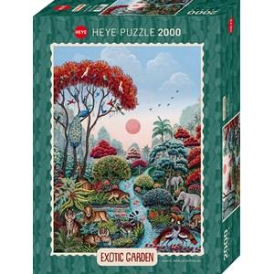 """Heye (29958) - """"Wildlife Paradise"""" - 2000 pieces puzzle"""