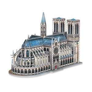"""Wrebbit (2020) - """"Notre-Dame de Paris"""" - 830 pieces puzzle"""