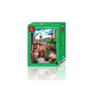 """Pintoo (p1116) - """"Bellagio, Lake Como, Italy"""" - 150 pieces puzzle"""