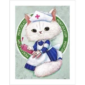 "Pintoo (h1681) - ""Ms. Chiu Chiu the Nurse"" - 300 pieces puzzle"