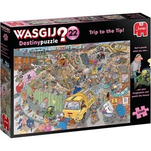 "Jumbo (25001) - ""Destiny 22, Trip to the Tip"" - 1000 pieces puzzle"