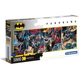 """Clementoni (39574) - """"Batman"""" - 1000 pieces puzzle"""