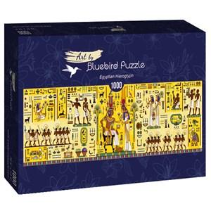 "Bluebird Puzzle (60099) - ""Egyptian Hieroglyph"" - 1000 pieces puzzle"