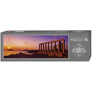 "Heye (29533) - Bill Heinson: ""Poseidon Temple"" - 75 pieces puzzle"