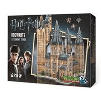 "Wrebbit (W3D-2015) - ""Hogwarts Astronomy Tower"" - 875 pieces puzzle"