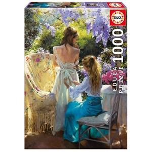 """Educa (17101) - Vincente Romero: """"Spring"""" - 1000 pieces puzzle"""
