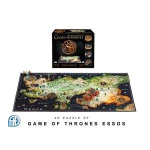 "4D Cityscape (51002) - ""4D Game of Thrones : Essos"" - 1530 pieces puzzle"