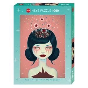 "Heye (29784) - Tara McPherson: ""Supernova II"" - 1000 pieces puzzle"