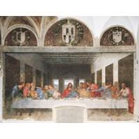 "Clementoni (31447) - Leonardo Da Vinci: ""The Last Supper"" - 1000 pieces puzzle"