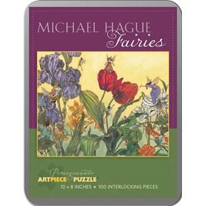 """Pomegranate (AA792) - Michael Hague: """"Fairies"""" - 100 pieces puzzle"""