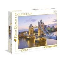 """Clementoni (39022) - """"Tower Bridge"""" - 1000 pieces puzzle"""