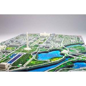 """4D Cityscape (40018) - """"Washington DC"""" - 1100 pieces puzzle"""