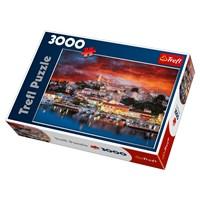 "Trefl (33018) - ""Vrsar Istria, Croatia"" - 3000 pieces puzzle"