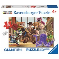 "Ravensburger (05434) - ""Playing Around"" - 60 pieces puzzle"