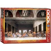 "Eurographics (6000-1320) - Leonardo Da Vinci: ""The Last Supper"" - 1000 pieces puzzle"