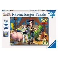 "Ravensburger (10835) - ""Toy Story"" - 100 pieces puzzle"