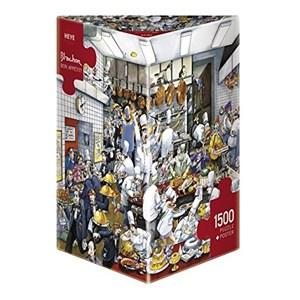 """Heye (29130) - Robert Blanchon: """"Bon Appetit"""" - 1500 pieces puzzle"""