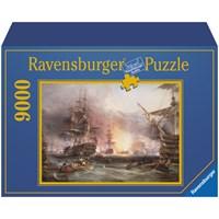 """Ravensburger (17806) - """"Bombardment of Algiers"""" - 9000 pieces puzzle"""